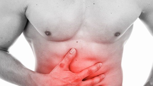 Đau vùng thượng vị có thể do nhiều nguyên nhân gây ra