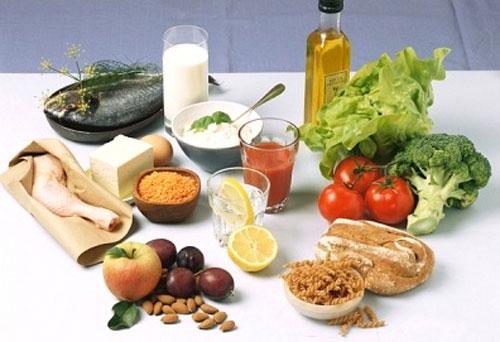 Chế độ ăn uống lành mạnh giúp đối phó với hội chứng ruột kích thích