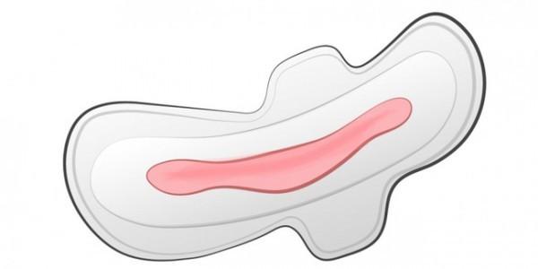 Kinh nguyệt nhạt màu có thể là cảnh báo về tình trạng mất cân bằng nội tiết tố trong cơ thể.