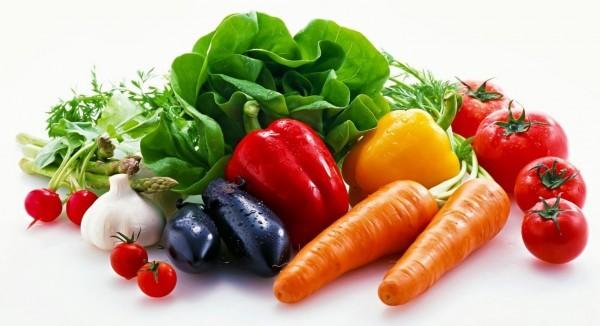 Bổ sung rau quả tươi trong chế độ ăn hàng ngày giúp người kiết lỵ tiêu hóa tốt hơn