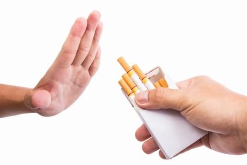 Không hút thuốc trước khi siêu âm doppler mạch vành