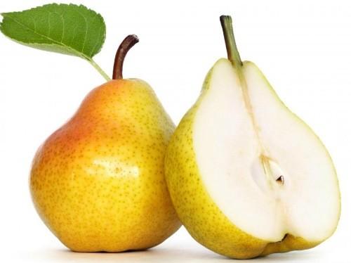Nhiều kali, chất xơ và ít đường, bạn nên đưa trái lê vào chế độ ăn của mình .