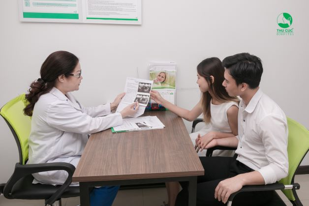 Thông thường phải sau 7-10 ngày chậm kinh thì mới có thể phát hiện thai trong tử cung.