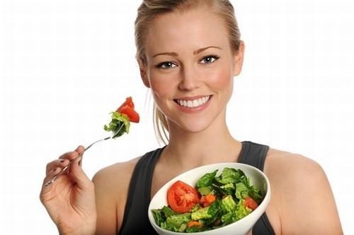 Ăn nhiều rau xanh tốt cho hệ tiêu hóa giảm nguy cơ sỏi thận