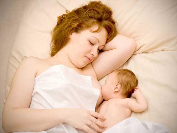 Phương pháp tránh thai bằng cách cho con bú chỉ có tác dụng trong vòng 6 tháng sau sinh.