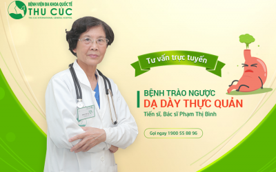 TVTT: Bệnh trào ngược dạ dày thực quản