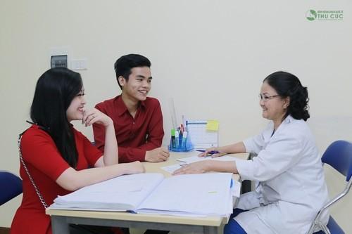 Nên thăm khám sức khỏe thường xuyên định kỳ để đảm bảo chức năng sinh sản vẫn bình thường.