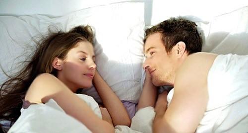 Một dấu hiệu rụng trứng ở phụ nữ là tăng khoái cảm tình dục