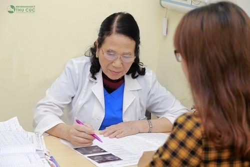 Cần đến cơ sở y tế đề được kiểm tra việc xét nghiệm là rất quan trọng để có thể xác định nguyên nhân của máu âm đạo.