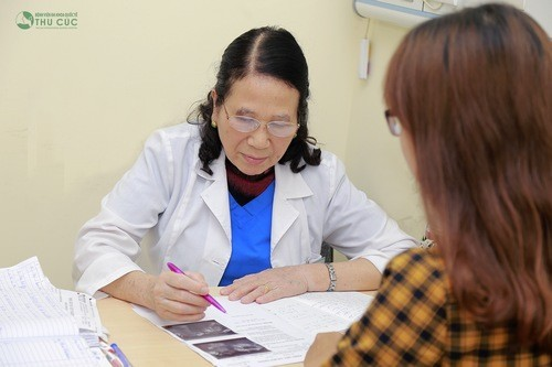Nên thăm khám với bác sĩ chuyên khoa và đề cập vấn đề này để có lời khuyên chuẩn xác nhất.