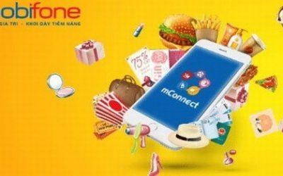 Ưu đãi cho người bệnh sử dụng ứng dụng mConnect của Mobifone