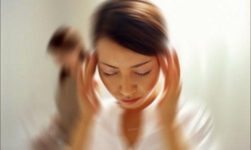 Hoa mắt, chóng mặt là triệu chứng huyết áp thấp