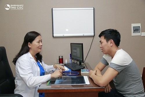Người bệnh cần tới ngay các cơ sở y tế, bệnh viện có khoa Ung bướu để được thăm khám, chỉ định làm xét nghiệm cụ thể để chẩn đoán sớm bệnh