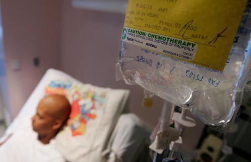 Phương pháp hóa trị giúp tiêu diệt những tế bào ung thư còn sót lại