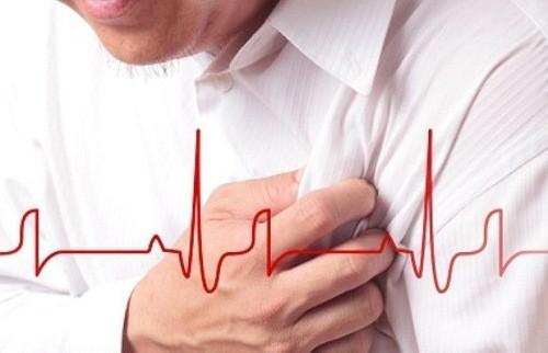 Rối loạn nhịp tim gây tức ngực khó thở