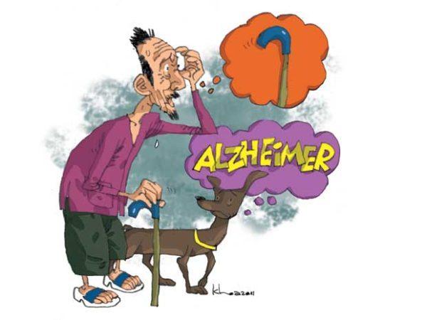 Ở giai đoạn đầu, khi bệnh còn nhẹ, người bệnh bắt đầu có những biểu hiện suy giảm trí nhớ và mất khả năng học hỏi.