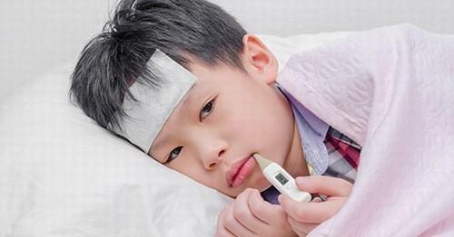 Triệu chứng sốt xuất huyết thường sốt cao 39-40 độ