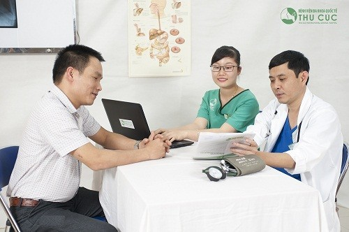 Bệnh viện Thu Cúc có các bác sĩ chuyên khoa giỏi, giúp tầm soát phát hiện sớm ung thư