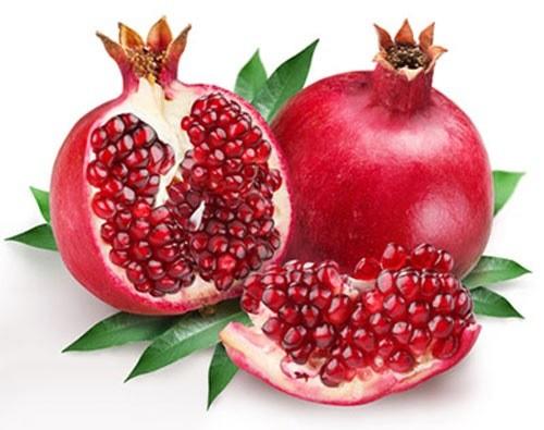 Quả lựu chứa một lượng lớn các vitamin giúp tăng cường sức đề kháng cho cơ thể
