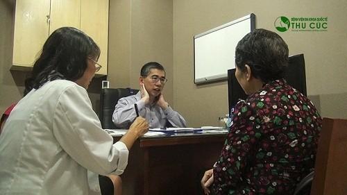 Bệnh viện Thu Cúc có hợp tác với bác sĩ giỏi từ Singapore giúp tư vấn điều trị hiệu quả ung thư tuyến giáp