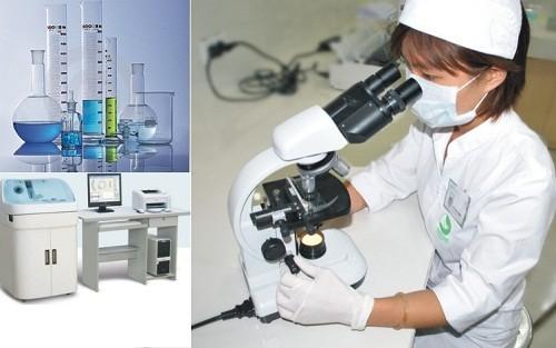 Bệnh viện Thu Cúc có trang thiết bị máy móc hiện đại giúp xét nghiệm Pap nhanh chóng, kết quả chính xác