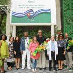 16 bác sĩ Cu Ba chính thức làm việc tại Bệnh viện Thu Cúc