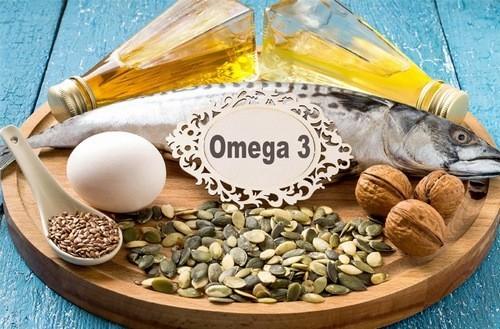 Các thực phẩm chứa omega 3 tốt cho hệ miễn dịch