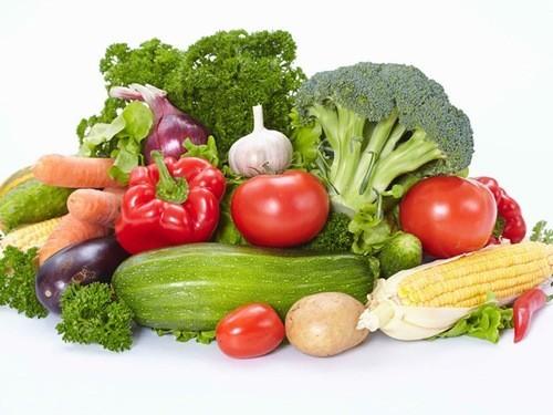 Ăn đa dạng các loại rau xanh tăng cường sức đề kháng cho cơ thể