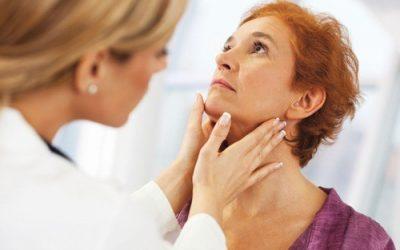 Chẩn đoán ung thư tuyến nước bọt