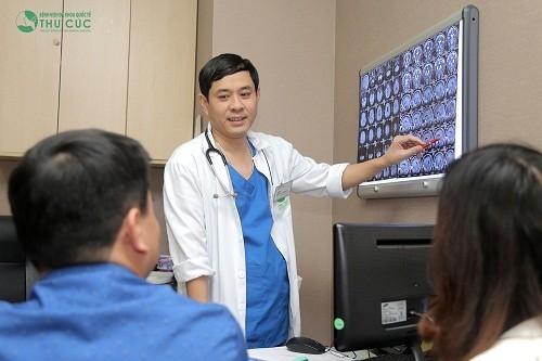 Người bệnh cần đi khám để bác sĩ chỉ định làm thêm các xét nghiệm, chụp chiếu cần thiết để chẩn đoán đúng bệnh