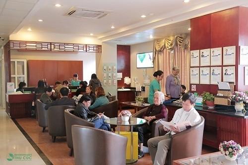 Khoa Ung bướu - bệnh viện Thu Cúc là địa chỉ tin cậy được nhiều khách hàng tin tưởng tìm đến khám chữa bệnh