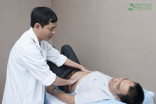 Người bệnh cần đi khám để bác sĩ chẩn đoán chính xác tình trạng bệnh và đưa ra phương pháp điều trị phù hợp