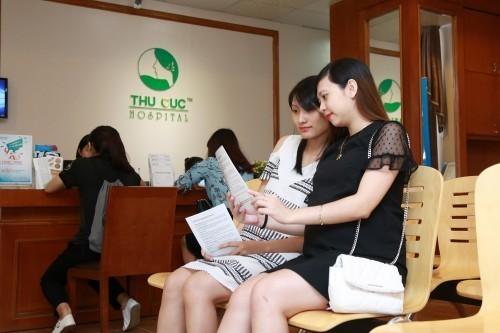 Bệnh viện Đa khoa quốc tế Thu Cúc là địa chỉ khám thai được nhiều mẹ bầu tin chọn.