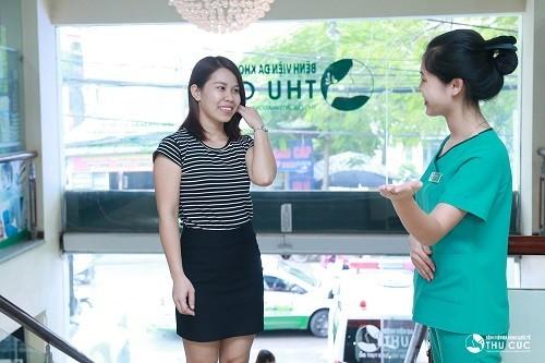 Nếu đang băn khoăn không biết đặt vòng tránh thai ở đâu Hà Nội, chị em có thể hoàn toàn tin tưởng lựa chọn bệnh viện Thu Cúc