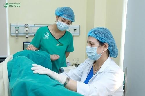 Bệnh viện Thu Cúc đã và đang được rất nhiều chị em tin tưởng, lựa chọn là nơi thực hiện thủ thuật đặt vòng