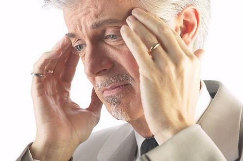 Ung thư não là bệnh thường gặp ở những người trên 65 tuổi.