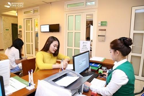 Bệnh viện Thu Cúc áp dụng thanh toán bảo hiểm y tế nhanh chóng