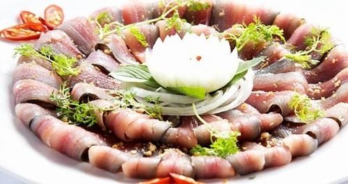 Sán lá gan có trong những thực phẩm sống
