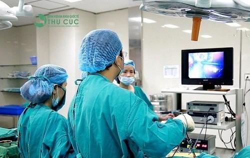 Phẫu thuật nội soi điều trị bệnh gan mật