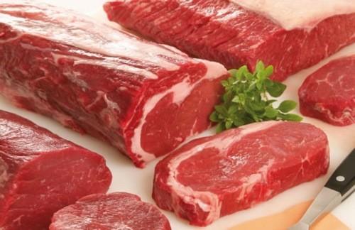 Thịt đỏ là một trong những thực phẩm người u xơ tử cung không nên ăn.