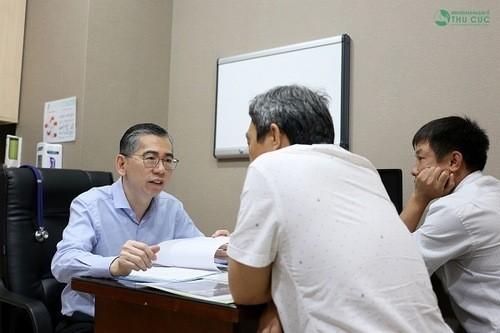 Bệnh viện Thu Cúc có hợp tác chuyên môn với bác sĩ giỏi đến từ Singapore sẽ trực tiếp tư vấn và điều trị bệnh cho khách hàng