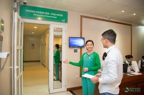 Bệnh viện Đa khoa Quốc tế Thu Cúc là một địa chỉ khám và chữa bệnh nam khoa được đông đảo khách hàng tin chọn.