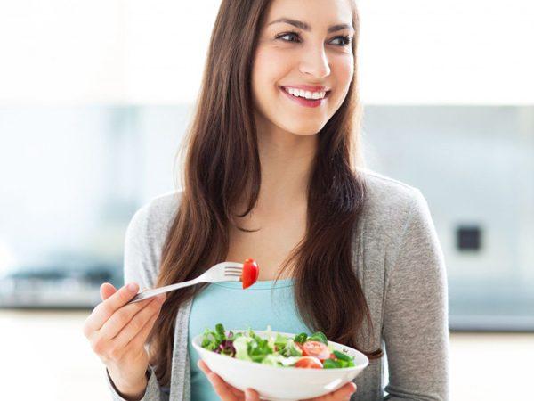 Chế độ ăn uống cần chú ý trước khi mang thai.
