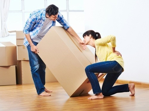 Tránh những hoạt động mạnh, dễ gây chấn thương vùng bụng, không bê vác nặng.