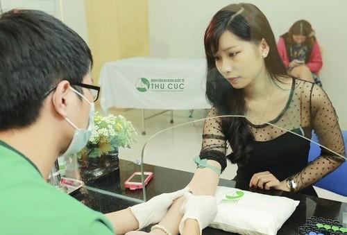 Xét nghiệm máu chẩn đoán nhóm máu chính xác
