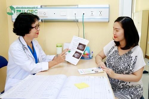 kết quả đo độ mờ da gáy có thể phát hiện nguy cơ mắc bệnh Down ở thai nhi