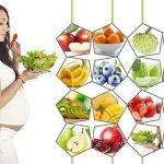 Mới có thai nên ăn gì?