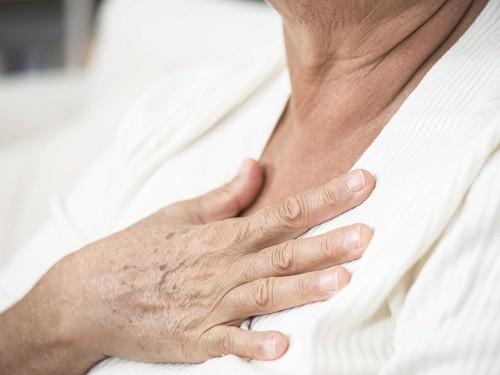 bệnh co thắt động mạch vành