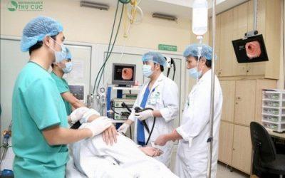 Nội soi dạ dày ở bệnh viện nào tốt có đội ngũ bác sỹ giỏi?