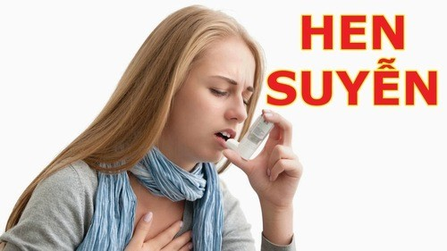 Bệnh hen suyễn cần được phát hiện sớm và điều trị hiệu quả